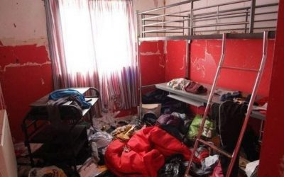 The dirtiest houses in the world you will ever see!